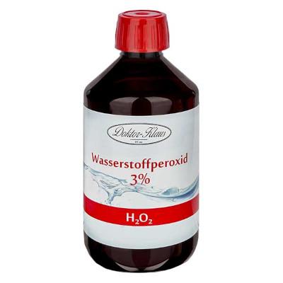 Wasserstoffperoxid (H2O2) - Anwendungen