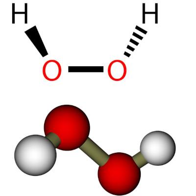 H2O2 - chemische Bezeichnung