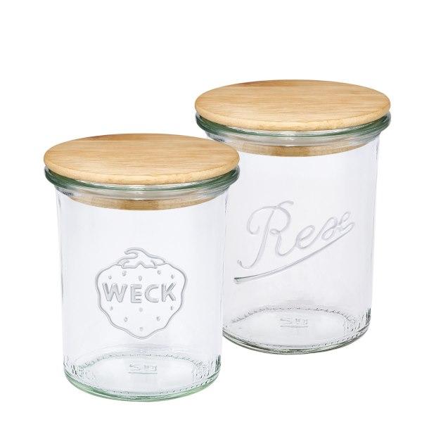 WECK REX Glas